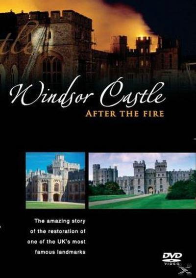 Windsor Castle After The Fire