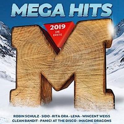 MegaHits 2019 - Die Erste