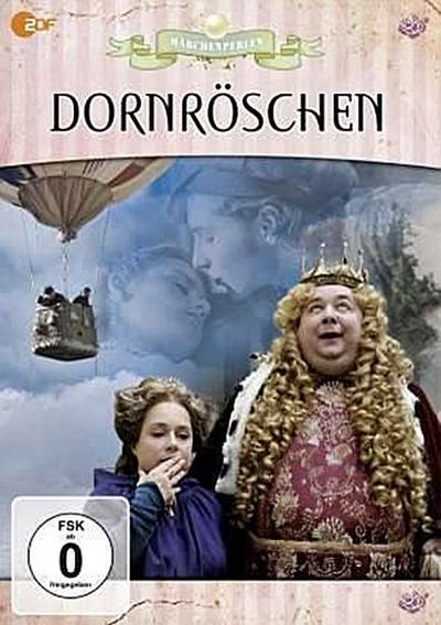 6 Märchenperlen - Dornröschen