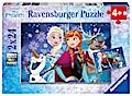 Disney Frozen Nordlichter. Puzzle 2 x 24 Teile