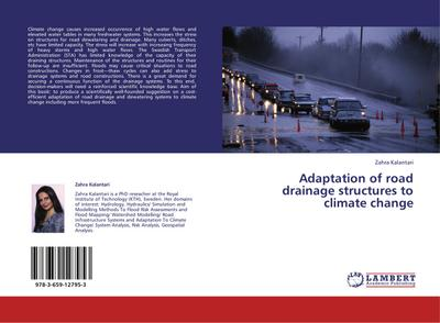 Adaptation of road drainage structures to climate change
