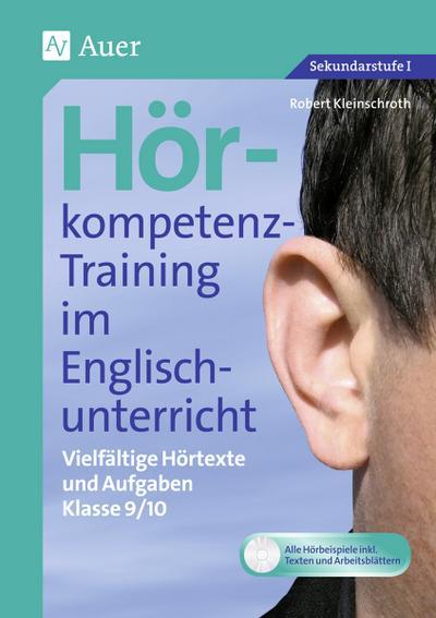 Hörkompetenz-Training im Englischunterricht 9-10
