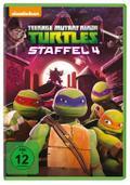 Teenage Mutant Ninja Turtles - Staffel 4