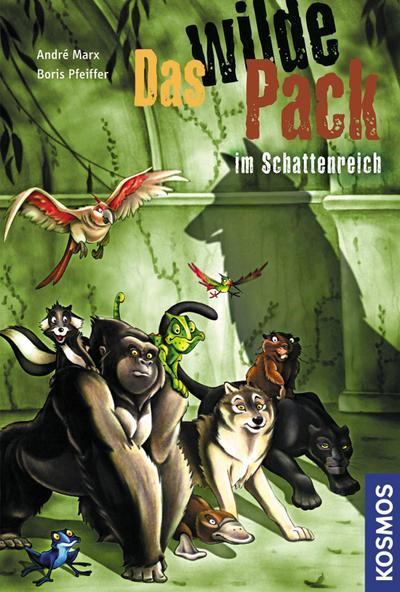 Das wilde Pack 08. Das wilde Pack im Schattenreich