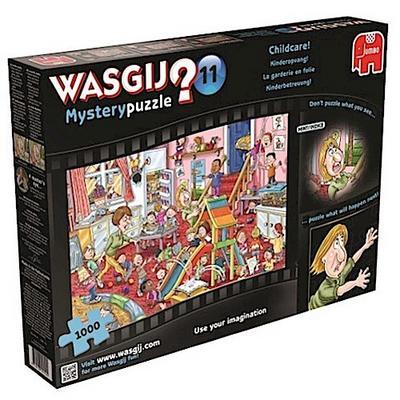Wasgij Mystery 11 - Kinderbetreuung. Puzzle 1000 Teile