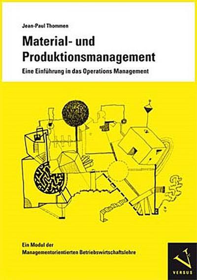 Material- und Produktionsmanagement