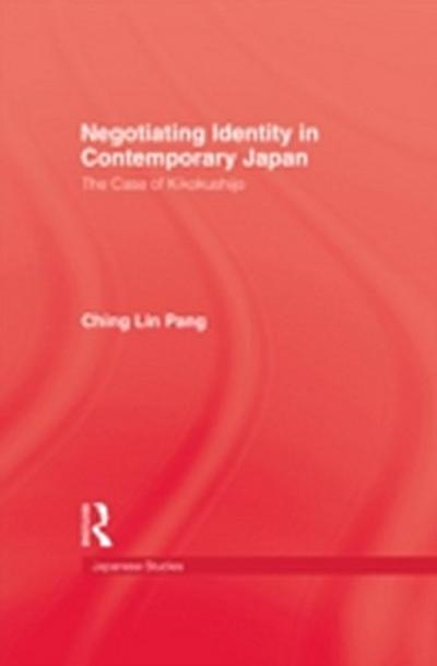 Negotiating Identity In Contemporary Japan