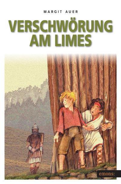 Verschwörung am Limes   ; Deutsch;  -