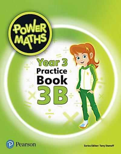 Power Maths Year 3 Pupil Practice Book 3B