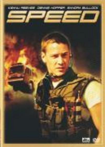 Speed, 1 DVD