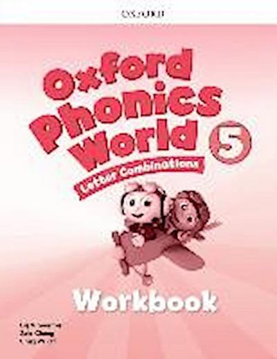 Oxford Phonics World 5: Workbook