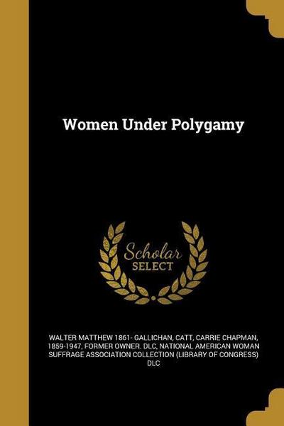 WOMEN UNDER POLYGAMY