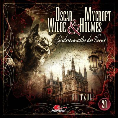 Oscar Wilde & Mycroft Holmes - Folge 20