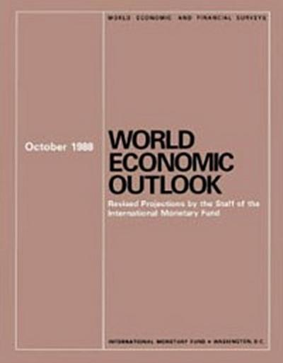 World Economic Outlook, October 1988 (English)