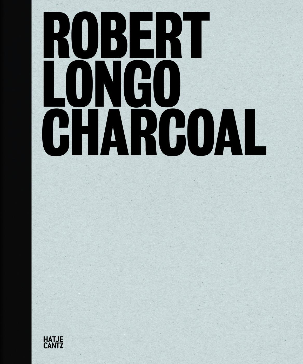 Robert Longo - Charcoal, Hal Foster
