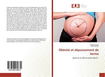Obésité et dépassement de terme
