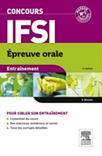 Concours IFSI Entrainement Epreuve orale