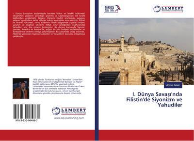 I. Dünya Savasi'nda Filistin'de Siyonizm ve Yahudiler