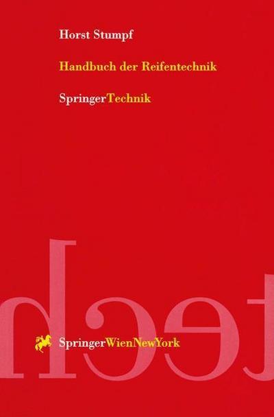 Handbuch der Reifentechnik