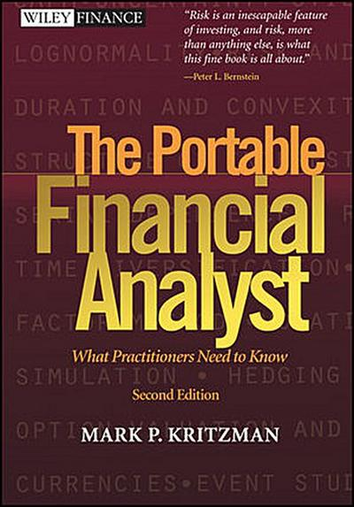 The Portable Financial Analyst