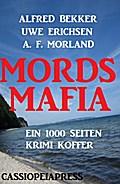 Mords-Mafia: Ein 1000 Seiten Krimi Koffer