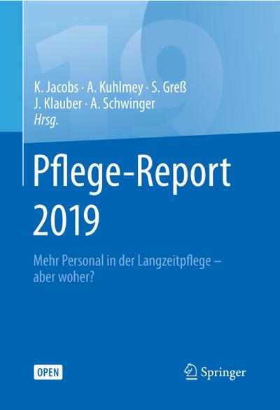 Pflege-Report 2019