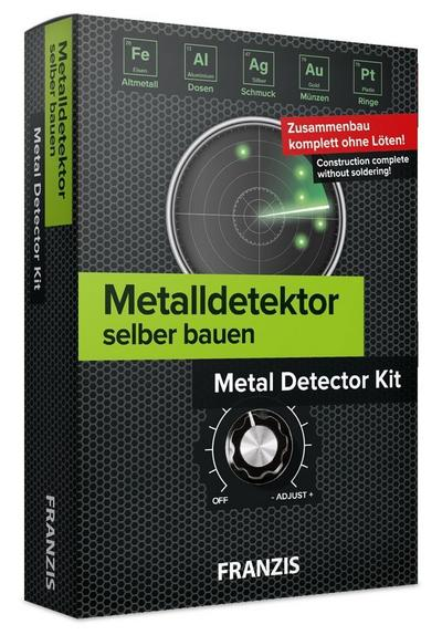 SmartKids Metalldetektor selber bauen (Experimentierkasten)