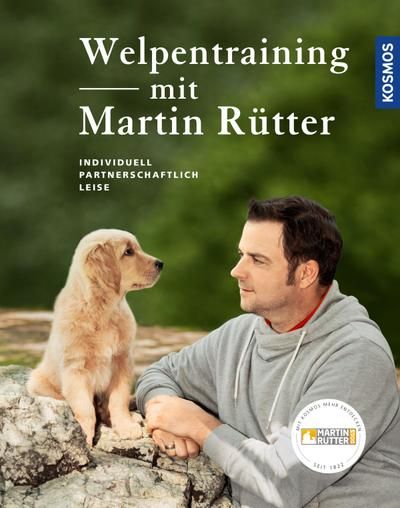 Welpentraining mit Martin Rütter