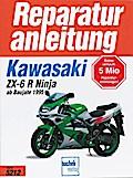 Kawasaki ZX-6 R Ninja ab Baujahr 1995; Repara ...