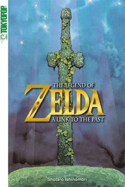 The Legend of Zelda - A Link To The Past Shotaro Ishinomori
