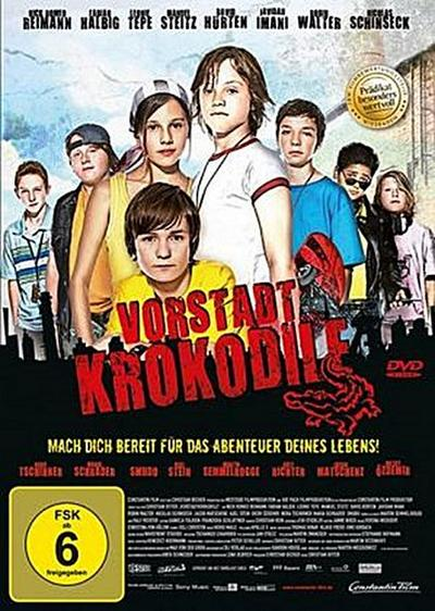 Vorstadtkrokodile (2009), 1 DVD