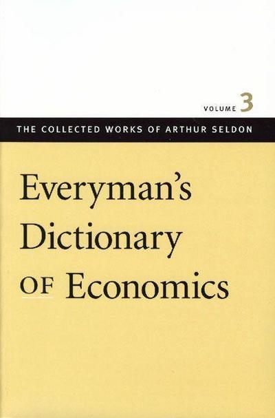 Everyman's Dictionary of Economics