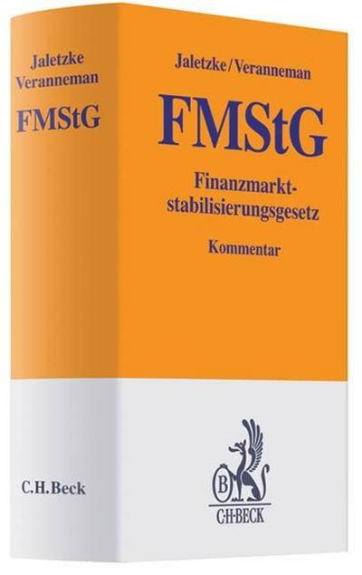 Finanzmarktstabilisierungsgesetz: Rechtsstand: voraussichtlich Oktober 2008