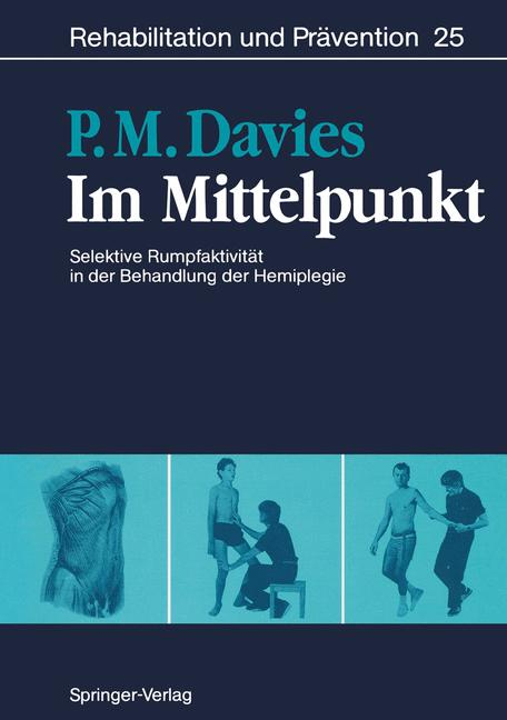 Patricia M. Davies : Im Mittelpunkt : 9783540533580