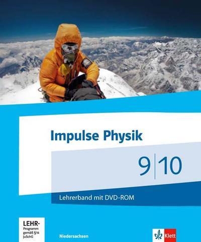 Impulse Physik. Lehrerband. Klasse 9/10. Ausgabe Niedersachsen ab 2015 (G9)