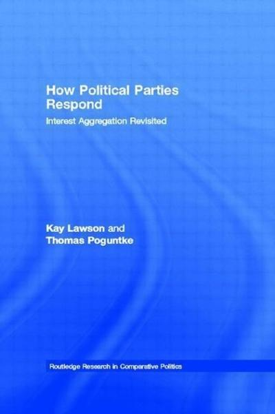 How Political Parties Respond: Interest Aggregation Revisited