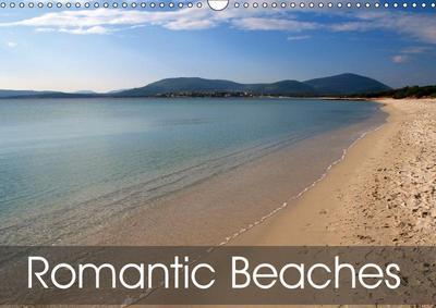 Romantic Beaches (Wall Calendar 2019 DIN A3 Landscape)