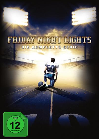 Friday Night Lights - Die Komplette Serie DVD-Box