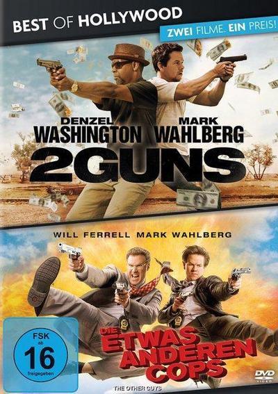 2 Guns & Die etwas anderen Cops