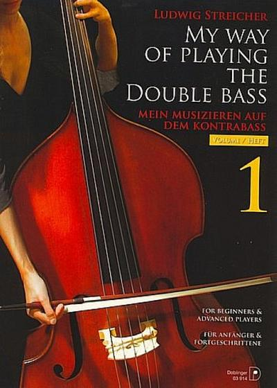 STREICHER - Mi Forma de tocar 1º (My Way of Playing the Double Bass) para Contrabajo