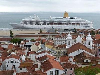 Lissabon - 500 Teile (Puzzle)