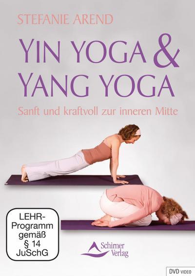 Yin Yoga & Yang Yoga
