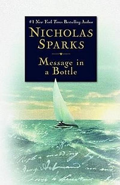 Message in a Bottle - Warner - Taschenbuch, Englisch, HENNESSY REDDING, Fr Abagnale, ,