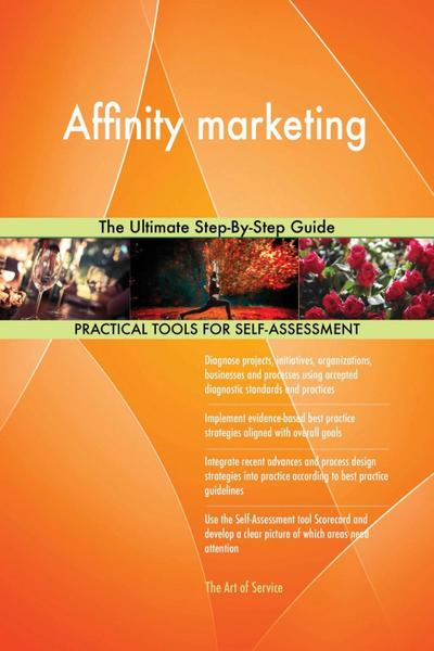 Affinity marketing The Ultimate Step-By-Step Guide