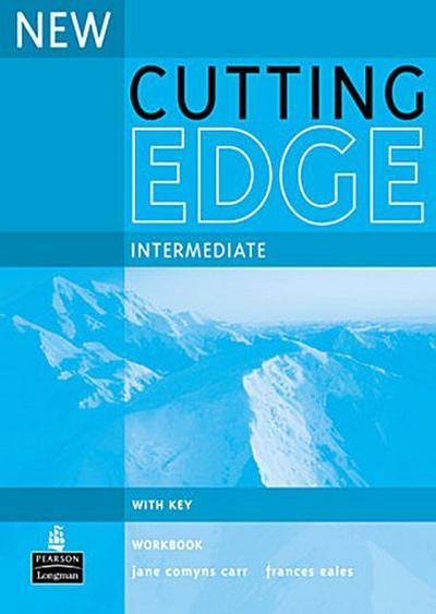 Cutting Edge Intermediate New Editions Workbook with Key