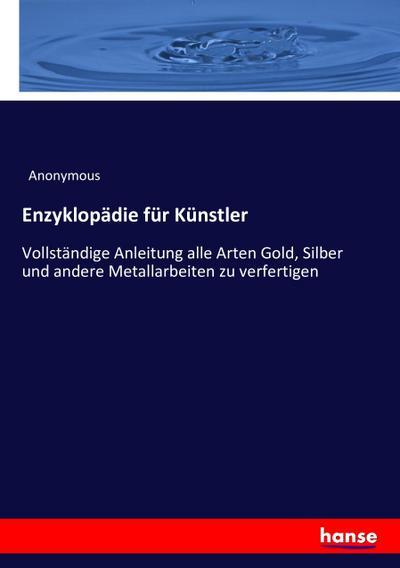 Enzyklopädie für Künstler