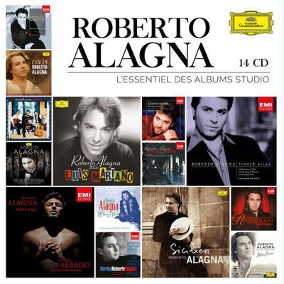 Roberto Alagna - L'essentiel des Albums Studio