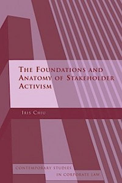 Foundations and Anatomy of Shareholder Activism