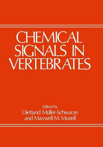 Chemical Signals in Vertebrates