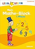 Mein Mathe-Block 1. Klasse: Zahlenraten, Würf ...